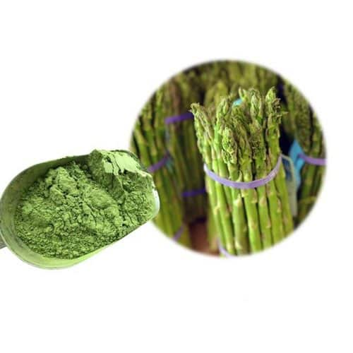 export asparagus powder production and package as required